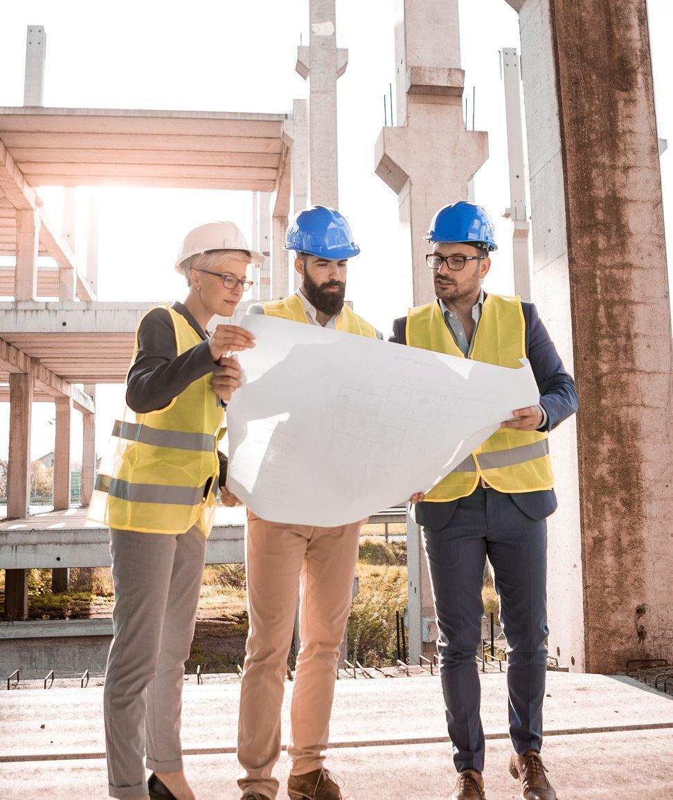 architekci na budowie
